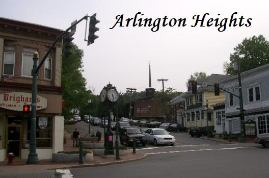 Arlington Heights Apartments For Rent